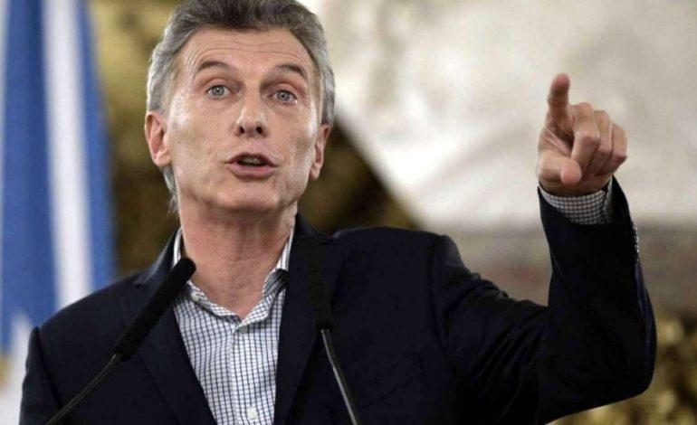 """Mauricio Macri: los debates """"comienzan y van a continuar"""""""