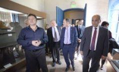 El Gobernador y el Embajador de Israel visitaron Casa Histórica