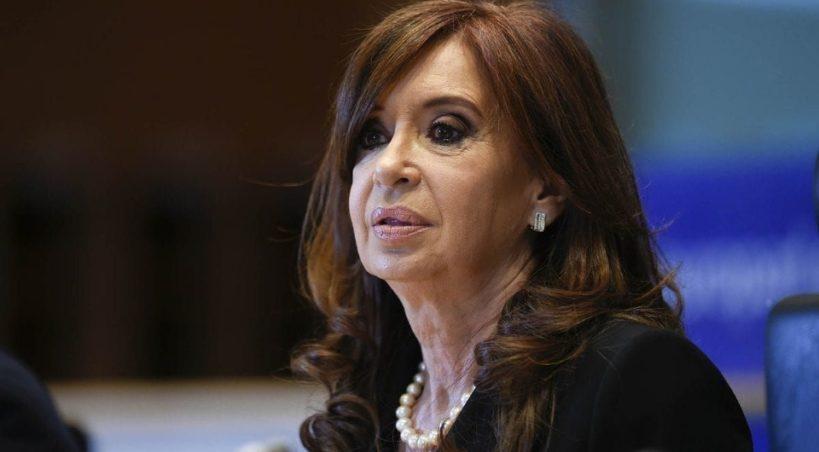 """CFK: """"A los compañeros que querían movilizarse, les pido que no lo hagan"""""""