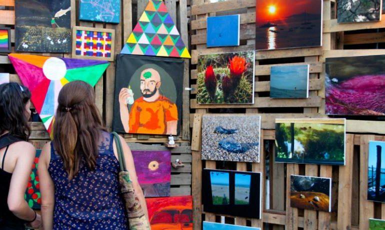 """Tres días para """"Respirar Arte"""" en Tucumán: llega la sexta edición de Arte Abasto"""