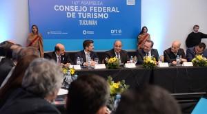 Manzur participó de la apertura del Consejo Federal de Turismo