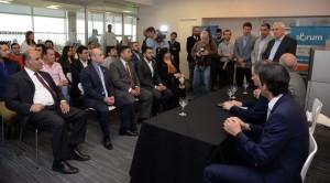 Implementarán técnicas israelíes de innovación en empresas locales