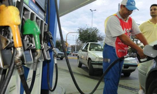 Aumentaron las naftas: Segunda suba en menos de una semana