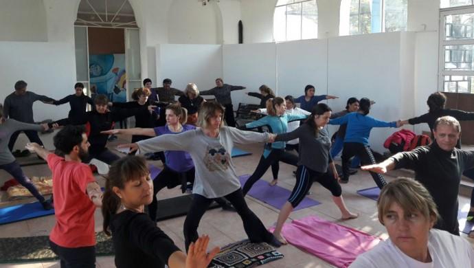 Cómo participar de los talleres de yoga  gratuitos