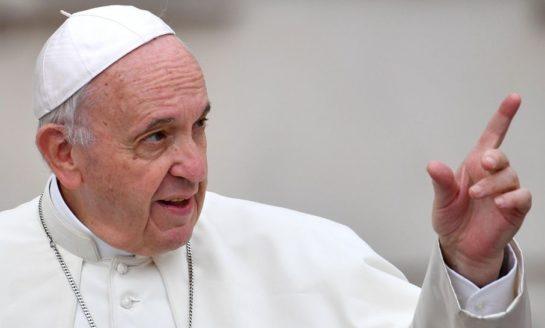 """Francisco """"bancó"""" el sexo por amor y criticó la pornografía"""