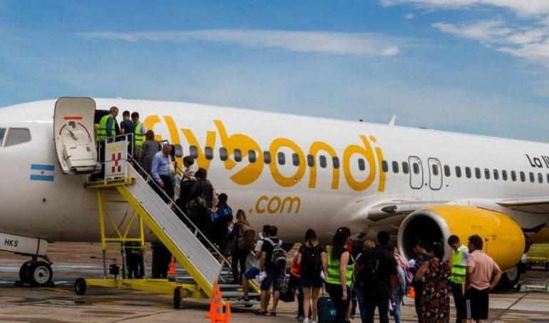 Flybondi ofrecería siete nuevos destinos internacionales a Tucumán