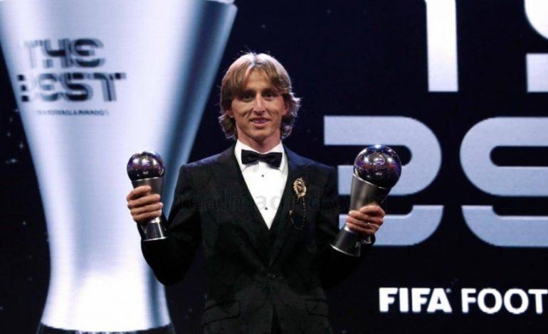 Luka Modric: El mejor futbolista del mundo