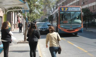 En octubre se habilitarán carriles exclusivos de colectivos