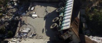 Ya se desplomaron 12 puentes en Tucumán, inaugurados durante el gobierno K
