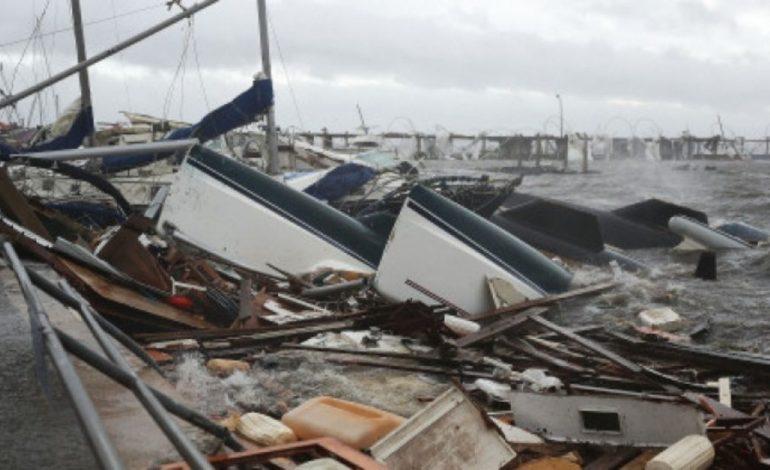 El huracán Michael desató toda su furia en el norte de Florida