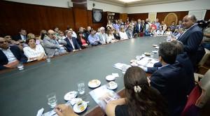 Debatieron sobre el Presupuesto 2019 para las universidades
