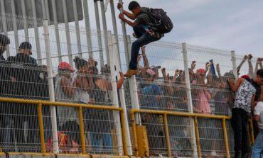 Trump prometió enviar tropas militares para impedir el paso de migrantes