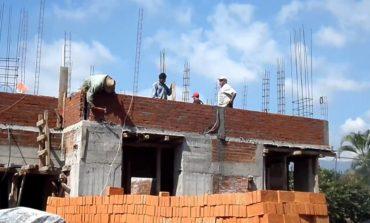 Construir una casa hoy cuesta un 14% más