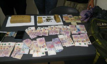 Atraparon a una banda que comercializaba drogas en Las Talitas