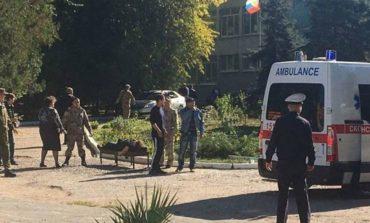Estudiante hizo explotar bomba casera en escuela rusa: 18 muertos