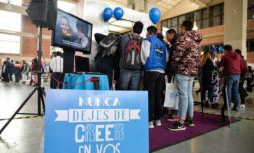 """""""Feria Futuro"""": Imperdible oportunidad para los jóvenes"""