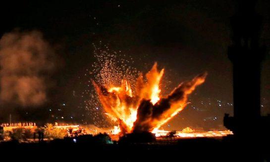La sangre vuelve a correr en Gaza: 16 muertos