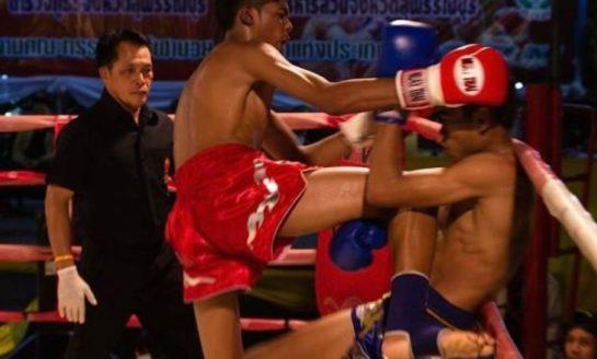 Muere pibe de 13 en pleno combate de muay thai