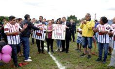 Un renovado club brinda contención a Villa 9 de Julio