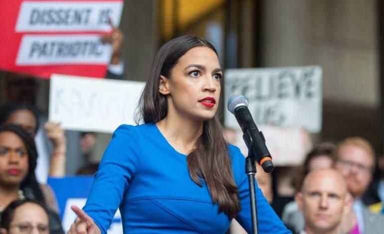 Nueva York tiene a la congresista más joven en la historia de los EE.UU.