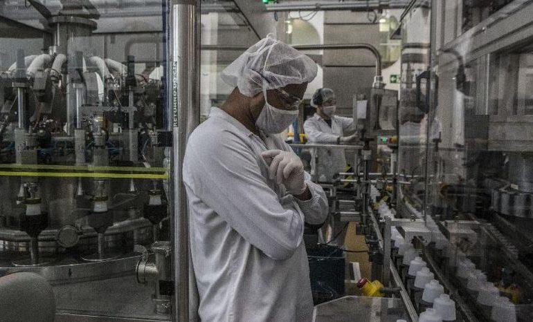 Caída histórica de la industria: Se derrumbó 11,5% en septiembre