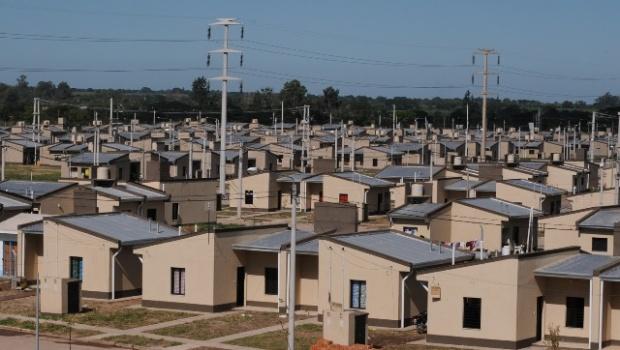 Construirán 600 viviendas sociales con recursos de la Provincia