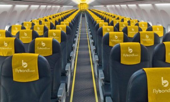 Flybondi sumará más frecuencia en la ruta El Palomar-Tucumán