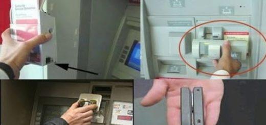 Atrapan a un hombre acusado de clonar tarjetas de débito