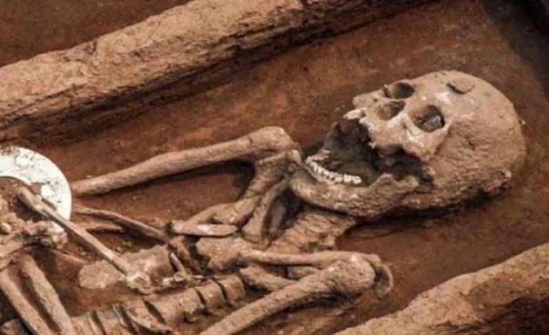 Reconstruyen cara de una mujer muerta hace 4.250 años