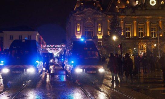 Tensión en Francia: 1400 detenidos en protesta de Chalecos Amarillos