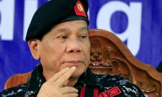 """Duterte pidió """"matar a los obispos católicos"""" porque """"son inútiles"""""""