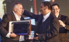 La Legislatura otorgó los premios Jardín de la República