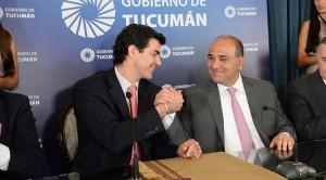 Manzur y Urtubey firmaron un acuerdo de desarrollo turístico