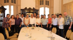 Manzur pidió a concejales de Famaillá redoblar esfuerzos