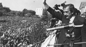 Manzur conmemoró el Día de la Democracia
