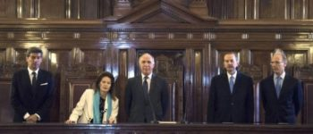 La Corte decidirá mañana la vigencia de la ley de lemas