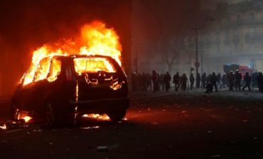 Francia volvió a sufrir otra jornada cargada de violencia