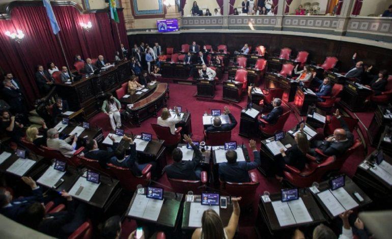Aprobaron el Presupuesto bonaerense para el 2019 presentado por Vidal