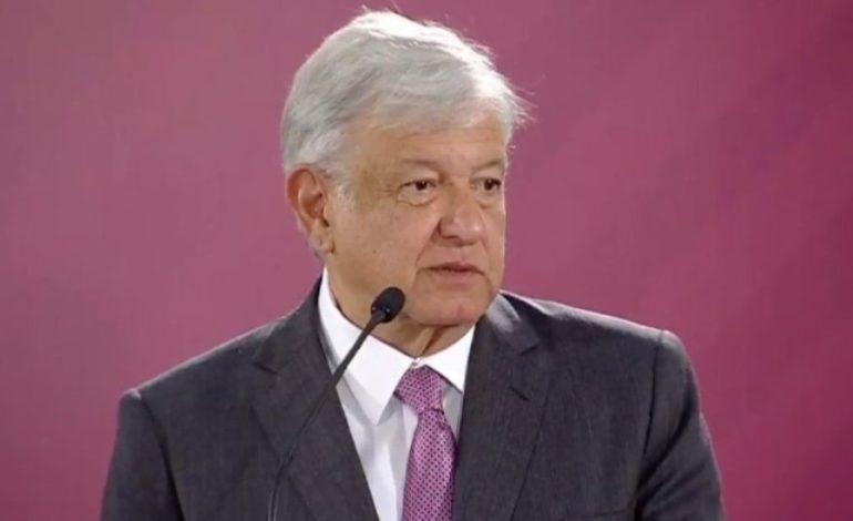 López Obrador quiere terminar con la «inmunidad presidencial»