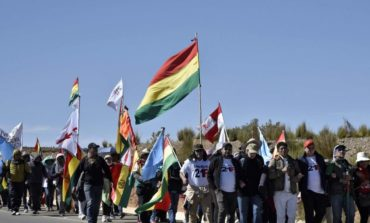 Marchas de la bronca por nueva candidatura de Evo
