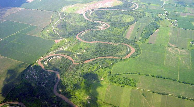 Anuncian obras en el río Balderrama que beneficiarán a 1400 productores