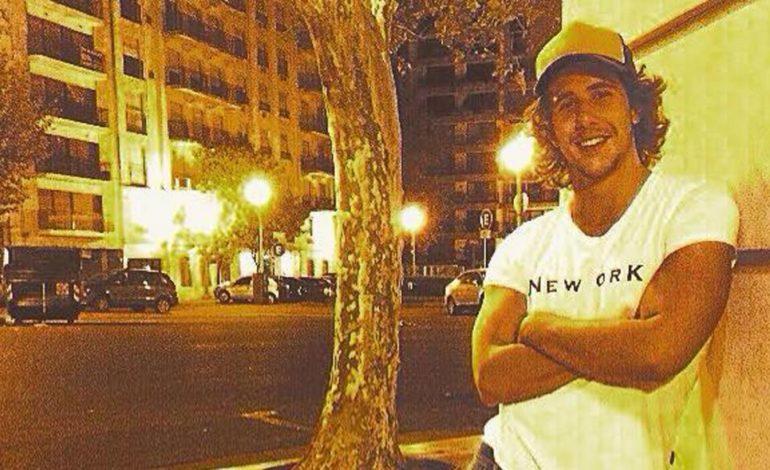 Rodrigo Eguillor, el hijo de la fiscal detenidopor abuso