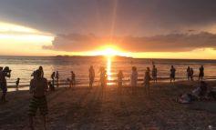 """Playa Grande: Manoseó y orinó a una joven en el """"after beach"""""""