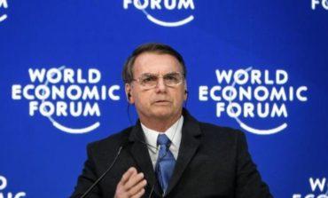 """Bolsonaro: """"La izquierda no prevalecerá en el mundo"""""""