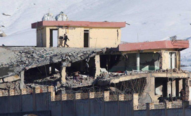 Ataque talibán contra servicio secreto afgano deja 126 muertos