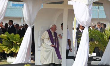 """Francisco habló de la """"peor versión de la Iglesia"""""""