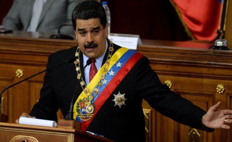 Maduro calificó a Macri como «el señor destructor de la Argentina»
