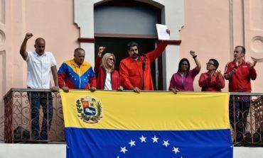 Venezuela echó del país a los diplomáticos yanquis