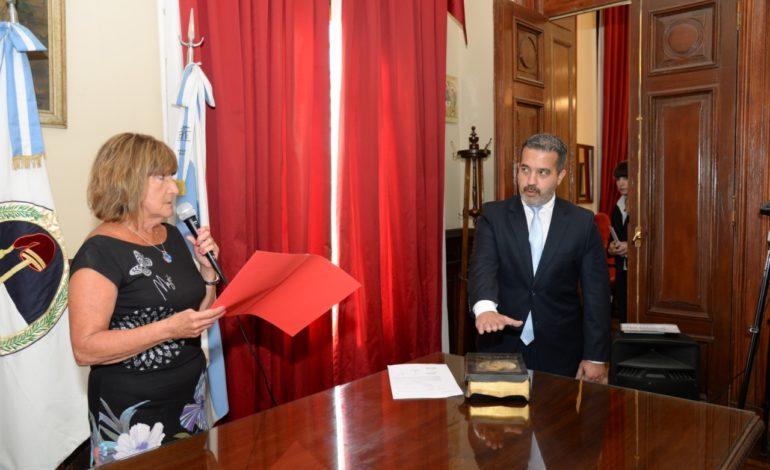 Tucuman | Asumió Pedro Sandilli como subsecretario general de la gobernación