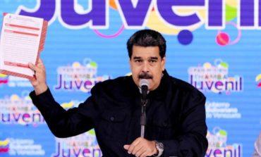 Maduro fustigó a potencias europeas que piden elecciones en Venezuela